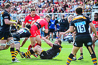 Drew MITCHELL - 05.04.2015 - Toulon / Londres Wasps - 1/4Finale European Champions Cup<br />Photo : Dave Winter / Icon Sport