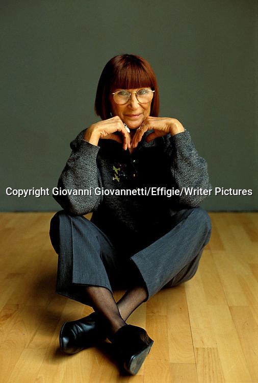 Carla Cerati<br /> <br /> <br /> 12/04/2006<br /> Copyright Giovanni Giovannetti/Effigie/Writer Pictures<br /> NO ITALY, NO AGENCY SALES