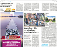 Observer 16th December 2018 - (Horse & Hounds)