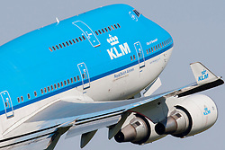 © under license to London News Pictures. KLM Royal Dutch Airlines<br /> <br /> Photo credit should read IAN SCHOFIELD/LNP