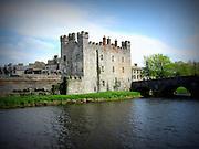 White's Castle, Athy, Kildare 1417,