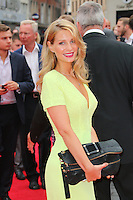 Olivia Newman-Young, The Expendables 3 - World Film Premiere, Leicester Square, London UK, 04 August 2013, Photo by Richard Goldschmidt
