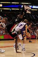 NBA: Portland Trail Blazers vs Suns//Round 1 Playoffs//20100426