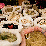 Spices in Khiva market