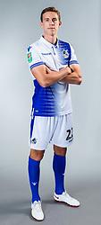 Joe Partington of Bristol Rovers - Ryan Hiscott/JMP - 22/08/2018 - FOOTBALL - Memorial Stadium - Bristol, England - Bristol Rovers Team Media Day