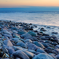 Stones at Waterville Beach County Kerry Ireland / rc006