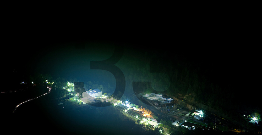 The Cienega gold mine, Fresnillo plc's  most remote mine, hidden in the mountainous region of Durango, Mexico