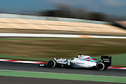 February 19-22, 2015: Formula 1 Pre-season testing Barcelona : Susie Wolff, Williams Martini Racing