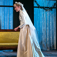 Ivanov by Anton Chekhov;<br /> New version by David Hare;<br /> Directed by Jonathan Kent;<br /> Olivia Vinall (as Sasha);<br /> Chichester Festival Theatre, Chichester, UK;<br /> 14 October 2015