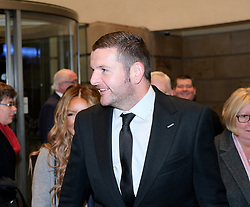 The Hunter Foundation Dinner, Edinburgh, 18 February 2020<br /> <br /> Sir David Attenborough was giving the talk at this year's Hunter Foundation Dinner<br /> <br /> Pictured:  Comedian Kevin Bridges<br /> <br /> Alex Todd | Edinburgh Elite media