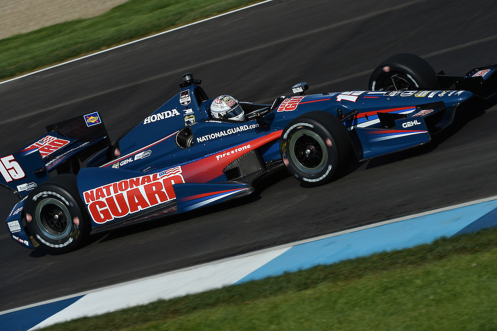 Graham Rahal, Grand Prix of Indianapolis, Indianapolis Motor Speedway, Indianapolis, IN USA 5/10/2014