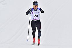 NITTA Yoshihiro, JPN, LW8 at the 2018 ParaNordic World Cup Vuokatti in Finland