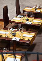 El Tigre Vestido Restaurant at Finca Rosa Blanca, Heredia, Costa Rica