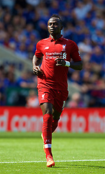 LEICESTER, ENGLAND - Saturday, September 1, 2018: Liverpool's Sadio Mane during the FA Premier League match between Leicester City and Liverpool at the King Power Stadium. (Pic by David Rawcliffe/Propaganda)