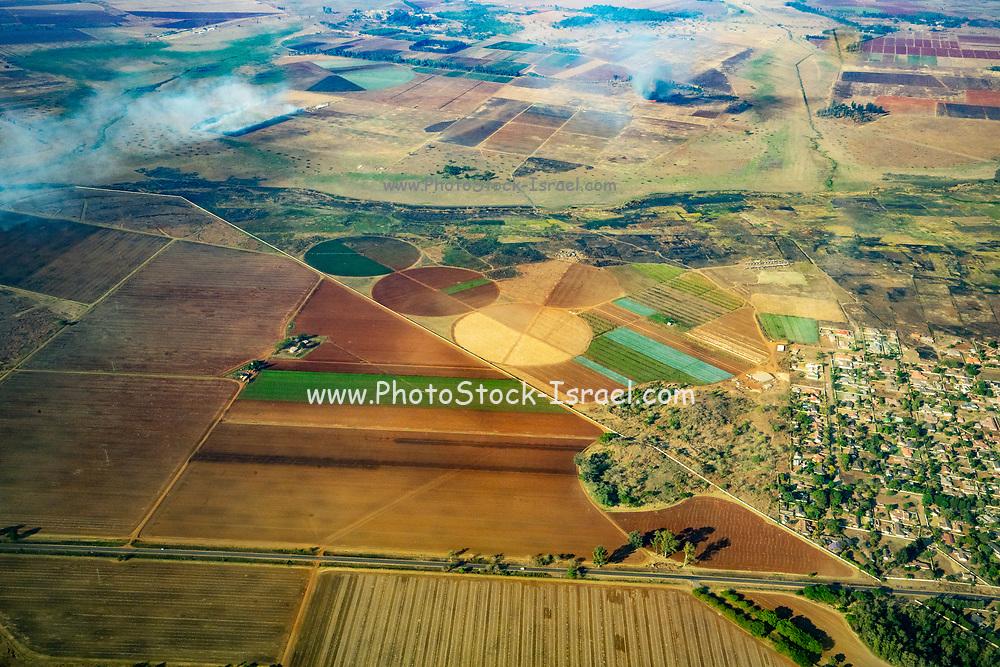 Aerial Photography of Harare, Zimbabwe