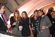 CHARLOTTE TILBURY; LUCY YEOMANS; MARIA LEGGE; NIGEL LEGGE, Valentino: Master of Couture - private view. Somerset House, London. 28 November 2012