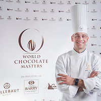 Olivier Tribut, Winner World Chocolate Masters Canadian Selection, January 20, 2013.