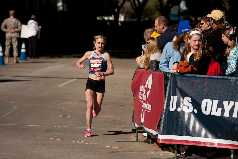 2012 USA Olympic Marathon Trials: Kristin Barry, 38, Maine