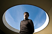 Dan Ariely, Behavior Economist, photographed by Brian Smale at Duke University, Durham NC, for Fortune Magazine.