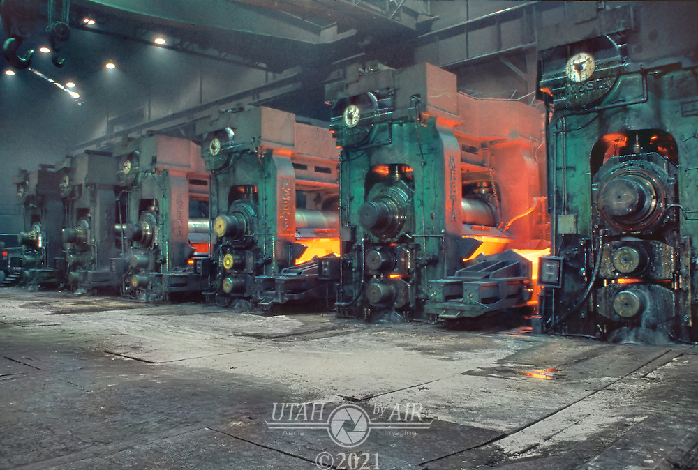 Geneva Steel Rolling Mill.