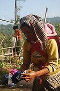 Ma ba let rai hkrut gna ai Jeyang dabang na hpaw mi.Jeyang IDP camp laiza,Kachin state.