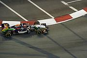 September 18-21, 2014 : Singapore Formula One Grand Prix - Nico Hulkenberg (GER), Force India-Mercedes