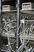 24.10.2006 Zegrze Wojskowy Instytut Lacznosci prezentacja szerokopasmowego systemu lacznosci dla wojska Krokus 2000 w Wojskowym Instytucie Lacznosci .Fot Piotr Gesicki Polish Army institute of communication presentation kf Krokus 2000 system
