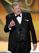 Ken Howard is the President of SAG. The 18th Annual Screen Actors Guild Awards were held at the Shrine Exposition Center in Los Angeles, CA 1/29/2012(John McCoy/Staff Photographer)