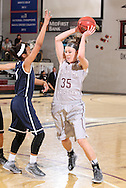 February 15, 2014: The University of Arkansas-Fort Smith Lions play against the Oklahoma Christian University Lady Eagles in the Eagles Nest on the campus of Oklahoma Christian University.