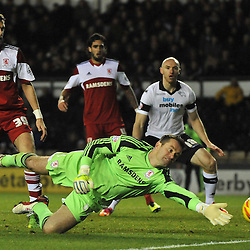 Derby County FC v Middlesbrough FC | Championship | 4 December 2013