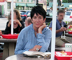 "**PREMIUM EXCLUSIVE** Ghislaine Maxwell, Jeffrey Epstein's former right hand woman, tucks into burger and fries at a fast-food joint in Los Angeles. Maxwell, 57, the alleged madam to the multi-millionaire paedophile, was spotted with shake al fresco at an In-N-Out Burger on Monday Aug 12 while reading ""The Book of Honor: The Secret Lives and Deaths of CIA Operatives,"" a nonfiction best seller by journalist Ted Gup. Sitting alone with her pet dog, she was surprised to be found and told a member of the public who immediately recognised her, and took the amazing photographs , ""Well, I guess this is the last time I'll be eating here!"" Maxwell, accused in court papers of providing sex slaves for Epstein and engaging in threesomes with the financier and underage girls, had not been photographed in public since 2016. The daughter of the late, disgraced publishing tycoon Robert Maxwell has not been charged with any crimes but could find herself in the feds' crosshairs following Epstein's apparent jailhouse suicide Saturday. One of Epstein's accusers, Jennifer Araoz, on Wednesday sued his estate, as well as Maxwell and three unidentified women for conspiring ""to make possible and otherwise facilitate the sexual abuse and rape of [Araoz]."" It's not the first time Maxwell has been accused of luring young women and girls into the convicted pedophile's web. Another accuser, Virginia Giuffre — who has said she had sex with England's Prince Andrew and noted attorney Alan Dershowitz at Epstein's command — sued the socialite for defamation in 2015 after Maxwell publicly stated Giuffre was lying about being sexually abused by Epstein. Giuffre claimed Maxwell recruited her when she was a 16-year-old spa attendant at President Trump's Mar-a-Lago resort in Palm Beach, Fla., and trained her to be Epstein's sex slave. Maxwell has denied the allegations. A recently unsealed trove of documents from Giuffre's lawsuit, which was settled out of court, ch"