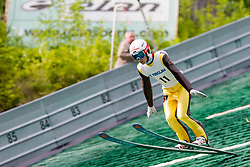 Roman Sergeevich Trofimov from Russia during Ski Jumping Continental Cup Kranj 2018, on July 8, 2018 in Kranj, Slovenia. Photo by Urban Urbanc / Sportida