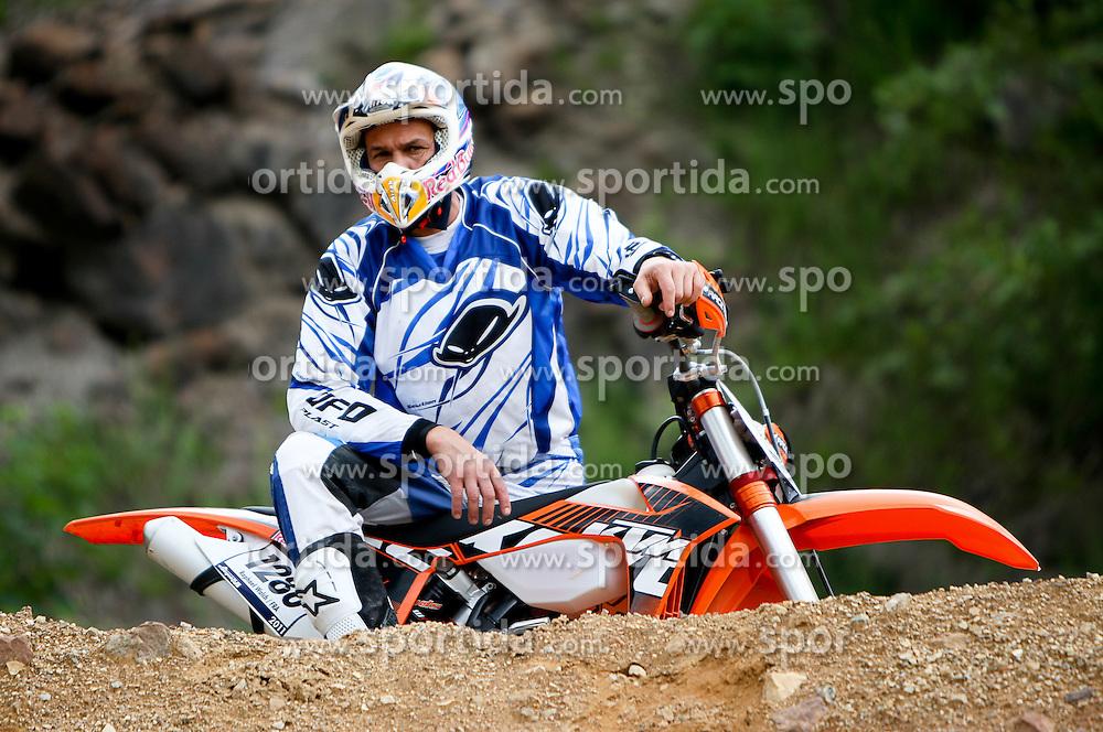 23.06.2011, Erzberg, Eisenerz, AUT, Erzbergrodeo, Rocket Ride, im Bild Raphael Walch, (FRA, #1286), EXPA Pictures © 2011, PhotoCredit: EXPA/ M. Kuhnke