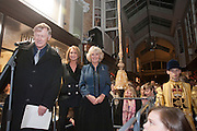 MAUREEN SUTHERLAND SMITH; SIR NICHOLAS GRIMSHAW; THE DUCHESS OF CORNWALL, Duchess Of Cornwall Turns On The Christmas Lights At Burlington Arcade. Piccadilly. LONDON, 19 November 2009