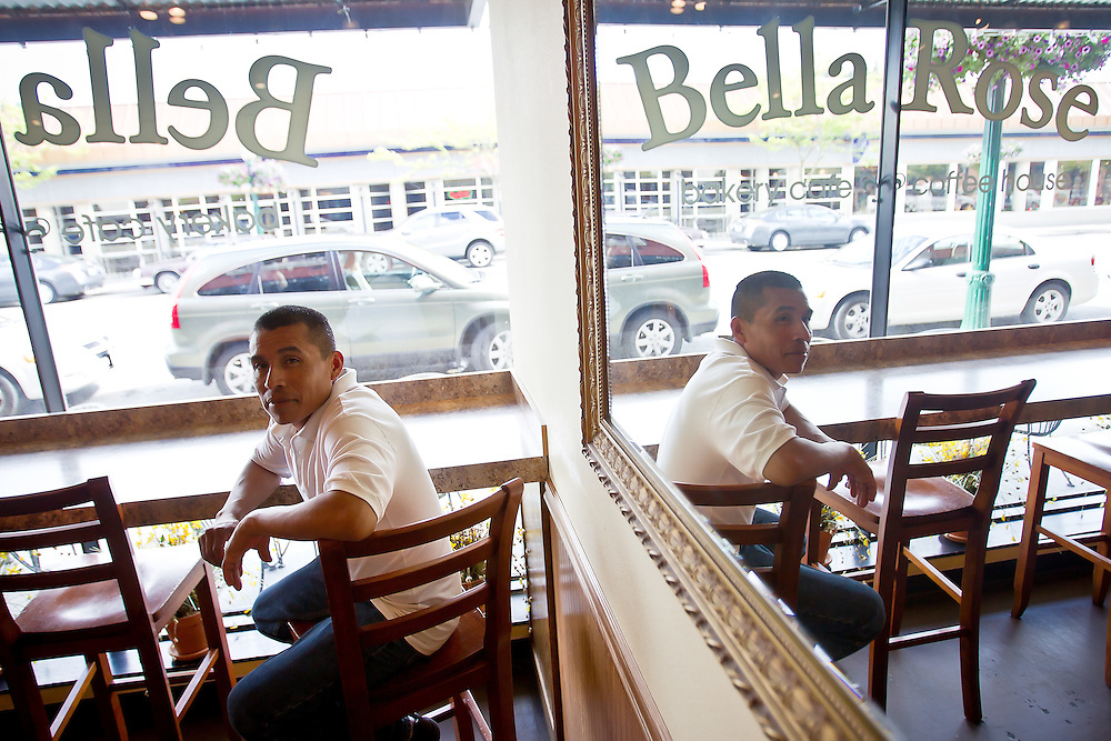 Alex Galindo recently purchased the Bella Rose bakery and cafe in downtown Coeur d'Alene and reopened the eatery Monday.