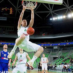 20130315: SLO, Basketball - ABA League, KK Union Olimpija vs KK Siroki Brijeg