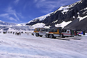 Atabasca Glacier, Columbia Icefield, Jasper National Park, Canada<br />