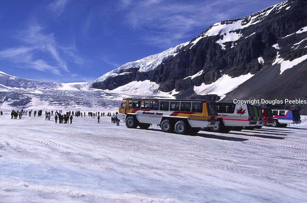 Atabasca Glacier, Columbia Icefield, Jasper National Park, Canada<br />
