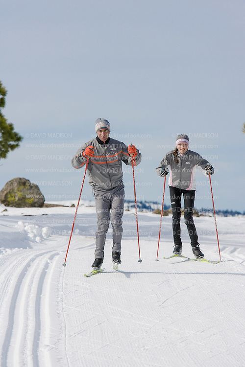 CROSS COUNTRY SKIING<br /> Royal Gorge Cross Country Ski Area