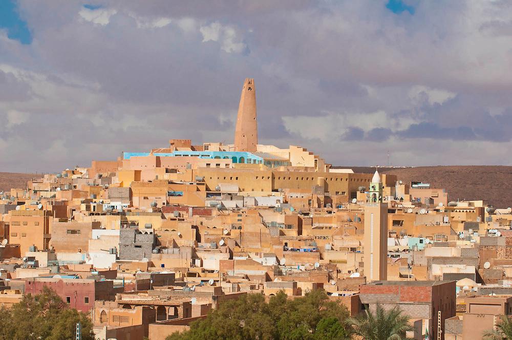 Überblick über Ghardaia