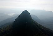 Sri Lanka. New aerial images of Adams Peak