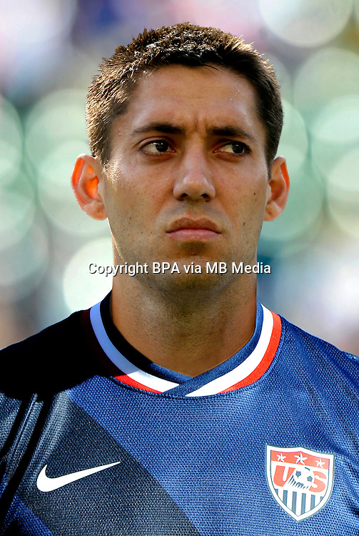 Football Fifa Brazil 2014 World Cup / <br /> Usa Soccer National Team - MNT -<br /> Clint Dempsey of Usa