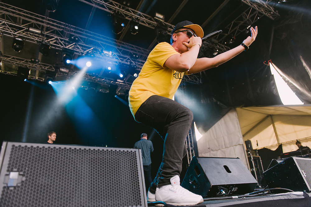 Photos of XXX Rottweiler performing live at Secret Solstice Music Festival 2014 in Reykjavík, Iceland. June 22, 2014. Copyright © 2014 Matthew Eisman. All Rights Reserved