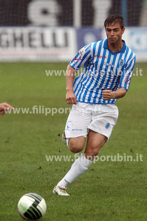 COSNER ANDREA SPAL 2011-2012