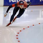 NLD/Heerenveen/20060122 - WK Sprint 2006, 2de 1000 meter dames, Jennifer Rodriquez