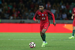 March 28, 2017 - Funchal, Madeira, Portugal - Portugals defender Nelson Semedo during the FIFA 2018 World Cup friendly match between Portugal v Sweden at Estadio dos Barreiros on March 28, 2017 in Funchal, Madeira, Portugal. (Credit Image: © Dpi/NurPhoto via ZUMA Press)