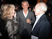 DEBBIE MCGEE;GARY LINEKER;  PAUL DANIELS; , Walkers party to launch 15 new flavours of crisps. Orchid, Coventry St. Leicester Sq. London.  29 March 2010