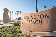 Huntington City Beach Orange County California