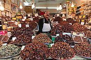 lokale markt in Koeweit city  COPYRIGHT TON KOENE
