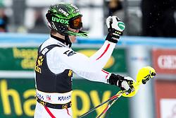 HERBST Reinfried of Austria during the 2nd Run of Men's Slalom - Pokal Vitranc 2013 of FIS Alpine Ski World Cup 2012/2013, on March 10, 2013 in Vitranc, Kranjska Gora, Slovenia.  (Photo By Matic Klansek Velej / Sportida.com)